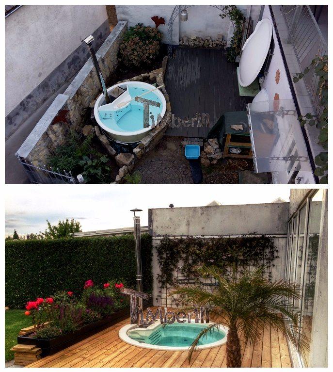 Exemples D'installation De Hot Tub Modèle De Terrasse TimberIN (1)