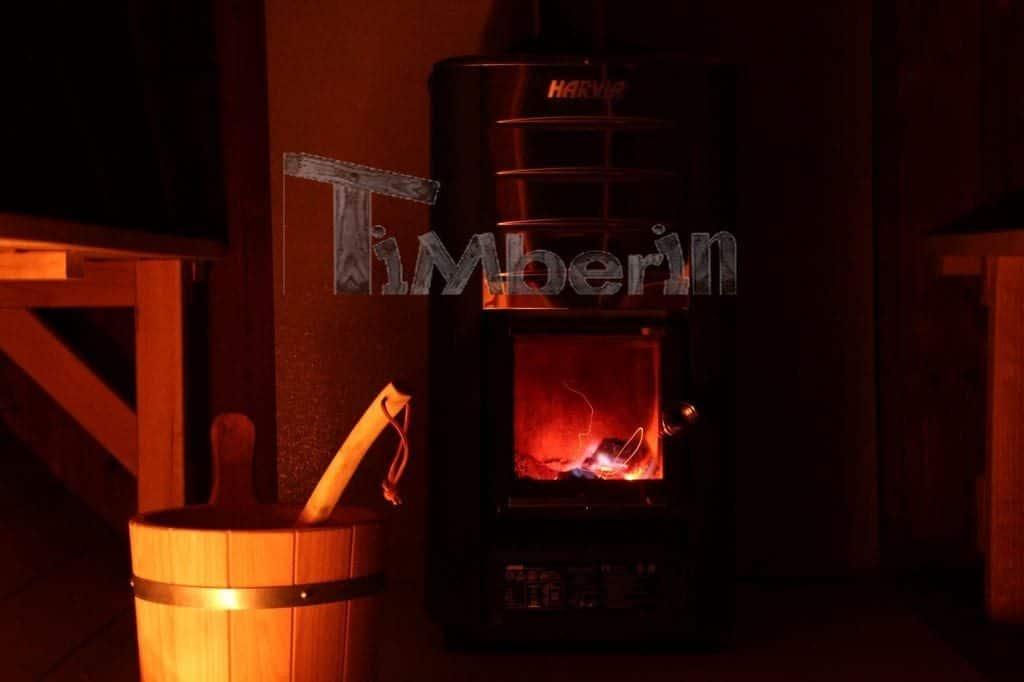 Entretien à L'intérieur Du Sauna (2)