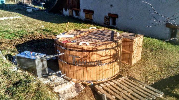 Jacuzzi Spa En Bois Exterieur Pour Terrasse (3)
