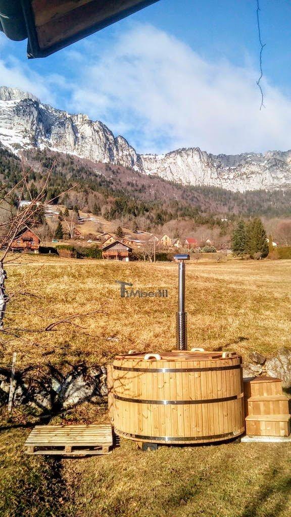 Jacuzzi Spa En Bois Exterieur Pour Terrasse (5)