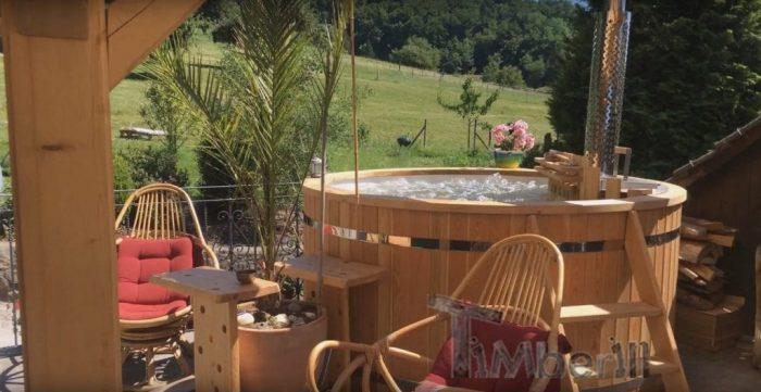 Jacuzzi Extérieur En Polypropylene Avec Massage 2 LED, Sylvio, Renée Soula, Suisse (2)