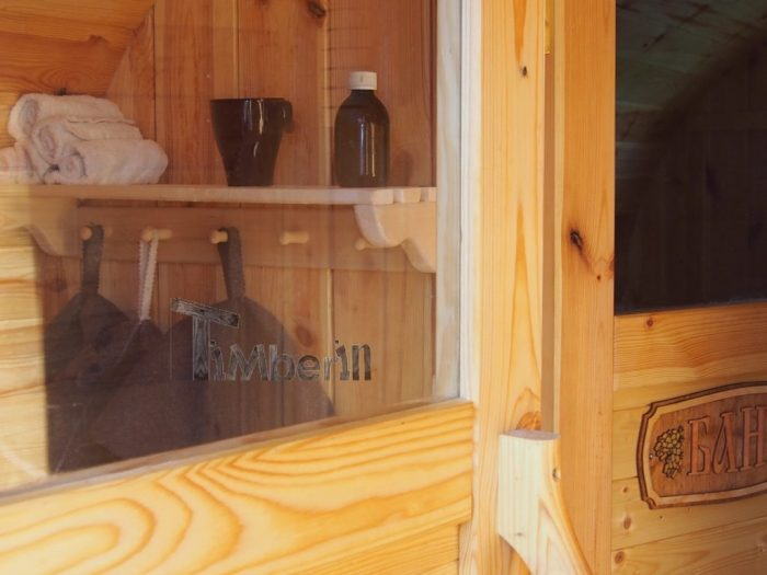 Saunas Extérieur Tonneau, Évelyne, GISSEY-SUR-OUCHE, France