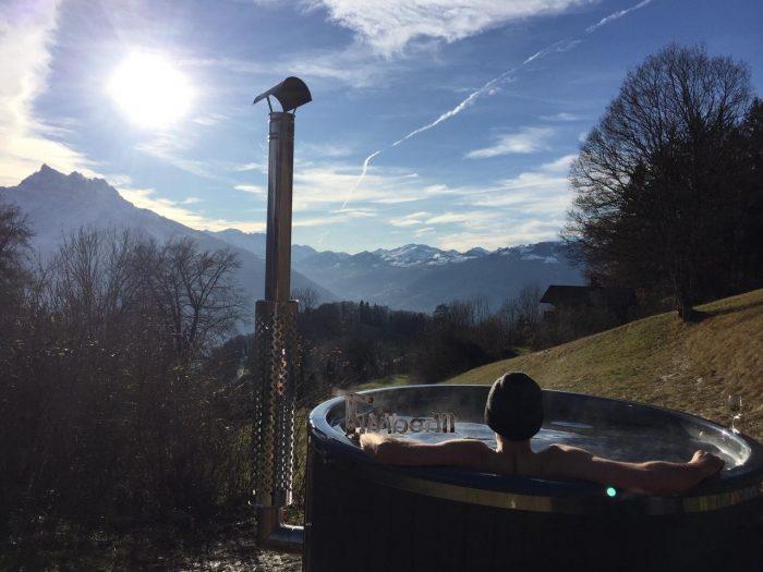 WELLNESS NEULAR INTELLIGENTE Spa Scandinave Aucun Entretien Requis, Antoine, Huémoz, Suisse (1)