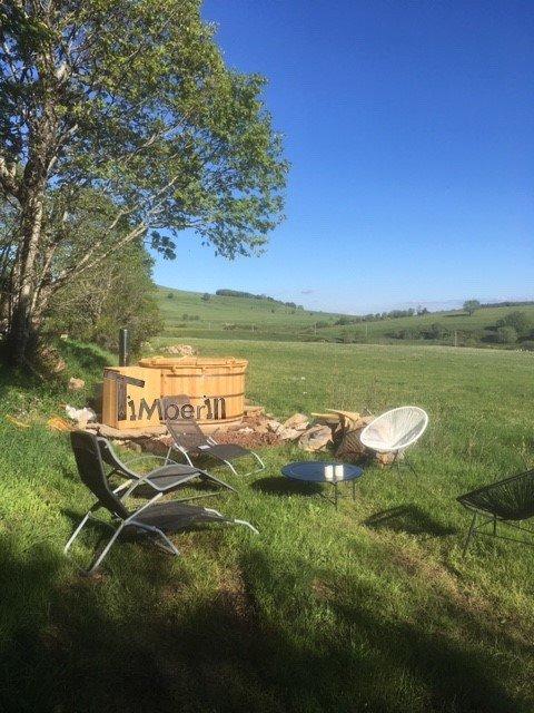 Bain Nordique Jacuzzi Meleze En Kit Pour Terrasse, Claire, SAGNES ET GOUDOULET, France (3)