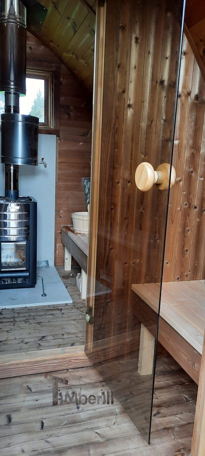Sauna Extérieur Jardin Iglu, Brigitte, NANTEAU SUR LUNAIN, France (3)
