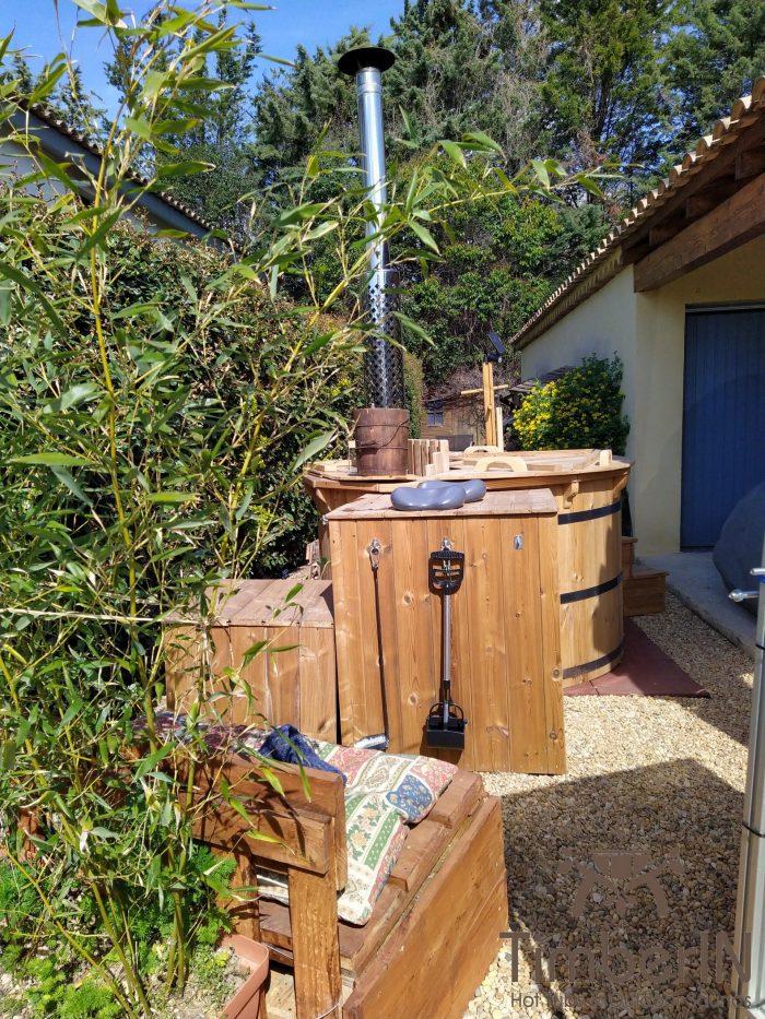 Spa Jacuzzi Finlandais Thermo Bois Tonneau Pour Terrasse, Alain, Marseille, France (3)