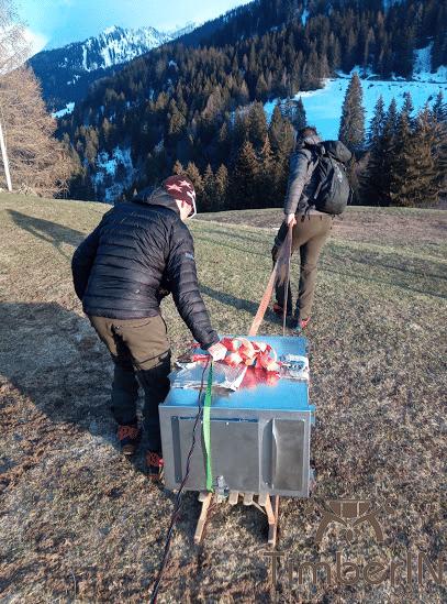 Bain Nordique Rectangulaire, Francesco, Airolo, Suisse (4)